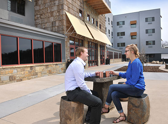 Stoney Creek Hotel Patio