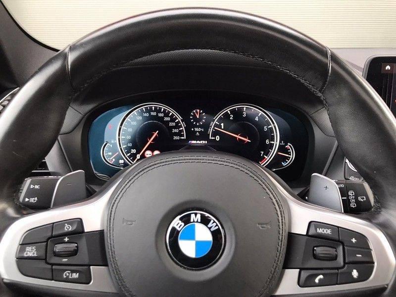 BMW X3 M40i VERKOCHT X-Drive M-Sport, 360PK, Pano, Head-Up, Keyless, Camera, Navi, Leder, 20INCH BTW! afbeelding 18