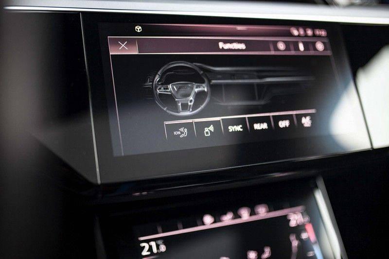 Audi e-tron 55 Quattro *4% Bijtelling / Prijs Ex. BTW / B&O / Stad & Tour pakket / Pano / ACC* afbeelding 20
