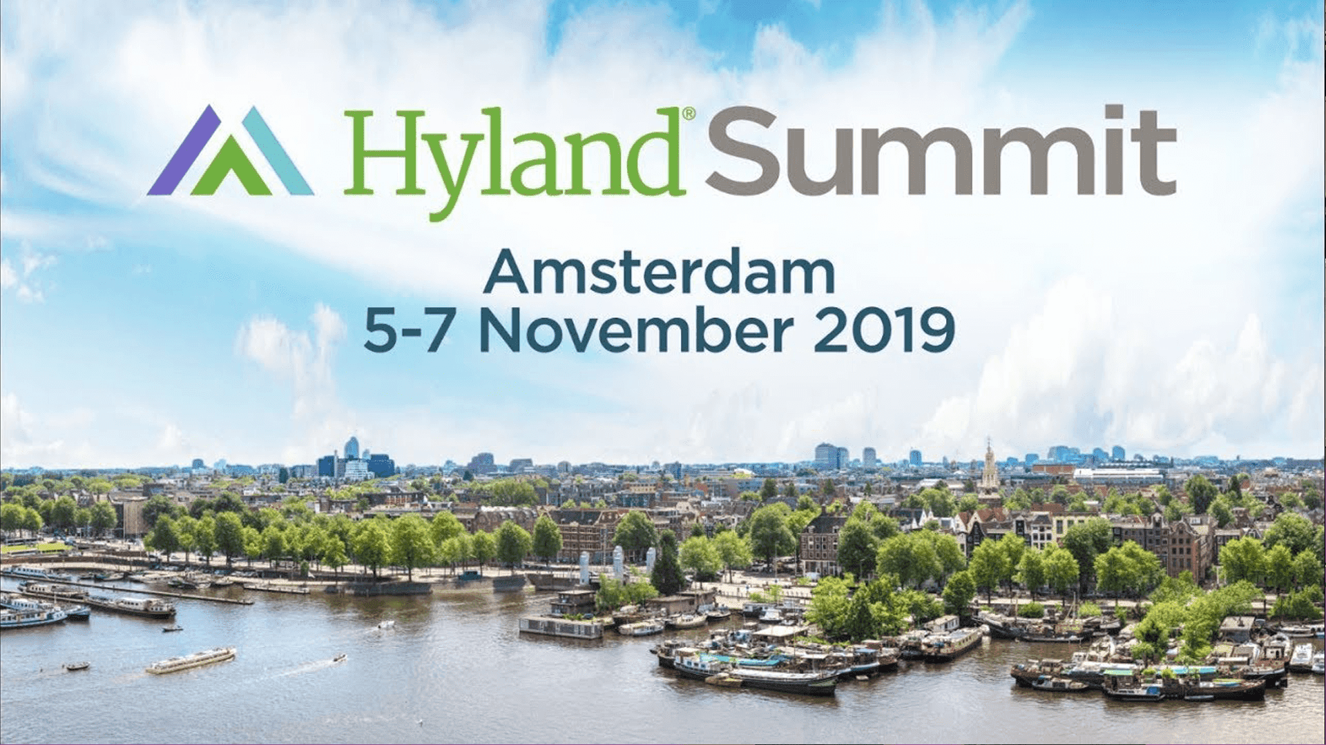 Tessi au Hyland Summit EMEA 2019 cover image