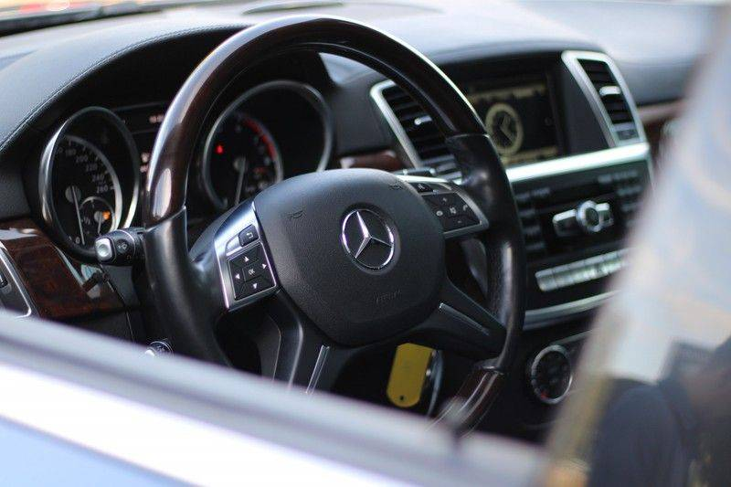 Mercedes-Benz GL-Klasse 400 4-Matic Pan.dak, 7-zits, 360 Camera afbeelding 4