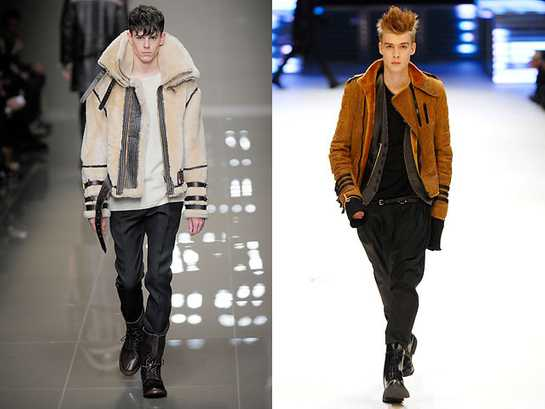 burberry prorsum dior homme lookalike1
