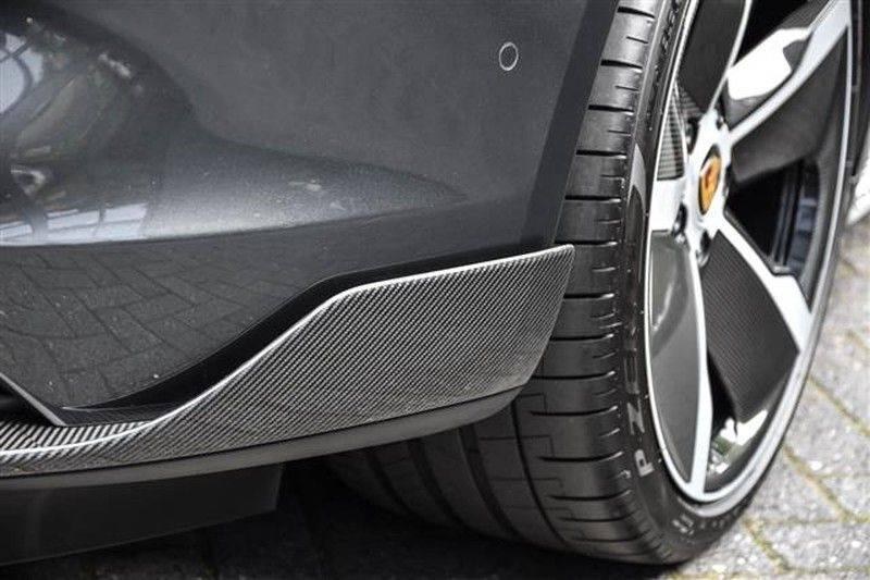 Porsche Taycan TURBO S 761 PK SPORTDESIGN CARBON+TOPVIEW+BURMESTER afbeelding 21