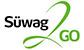 Suwag2GO logo.