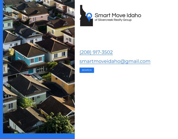 Smart Move Idaho Website Screenshot