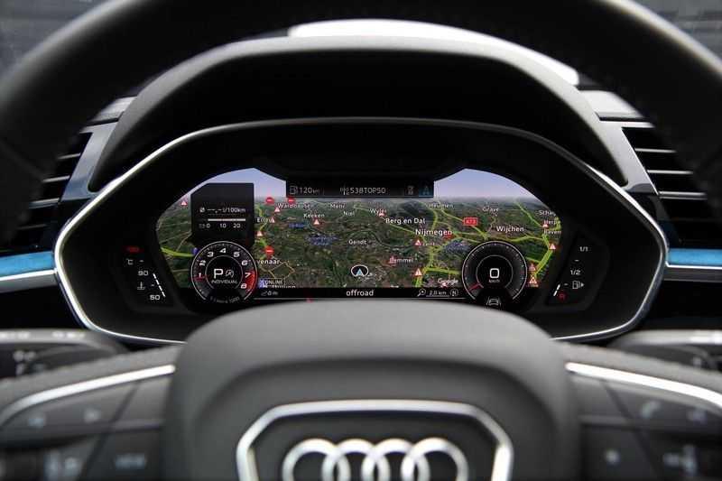 Audi Q3 Sportback 45 TFSI quattro EDITION-ONE+TOPVIEW+PANO.DAK afbeelding 21
