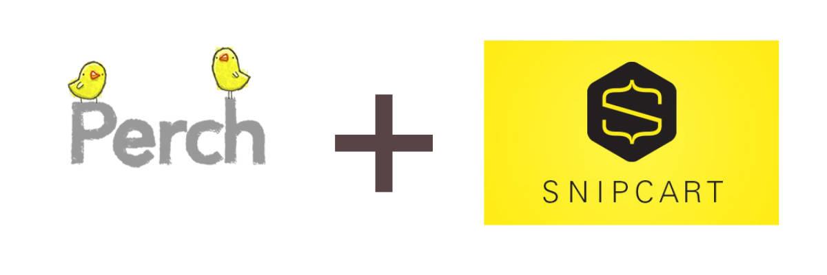 Integrating Snipcart into a Perch CMS build