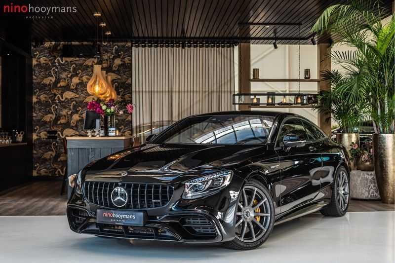 Mercedes-Benz S-Klasse Coupé 63 AMG 4MATIC+ Premium Plus afbeelding 1