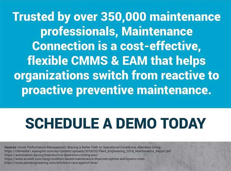 Accruent - Resources - Infographics - Preventive vs. Reactive Maintenance - Hero