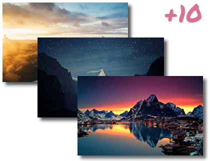 Best Ultra HD 4K theme pack
