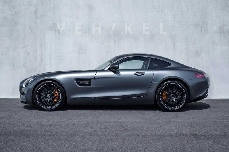 Mercedes-Benz AMG GT 4.0 S // First owner afbeelding 4