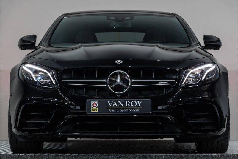 """Mercedes-Benz E-Klasse E63s AMG 4Matic 612pk Panoramadak Distronic Schaalstoelen Burmester ComandOnline Keyless 20"""" Parktronic Pdc VerlengdeGarantie t/m 03/2022 afbeelding 11"""