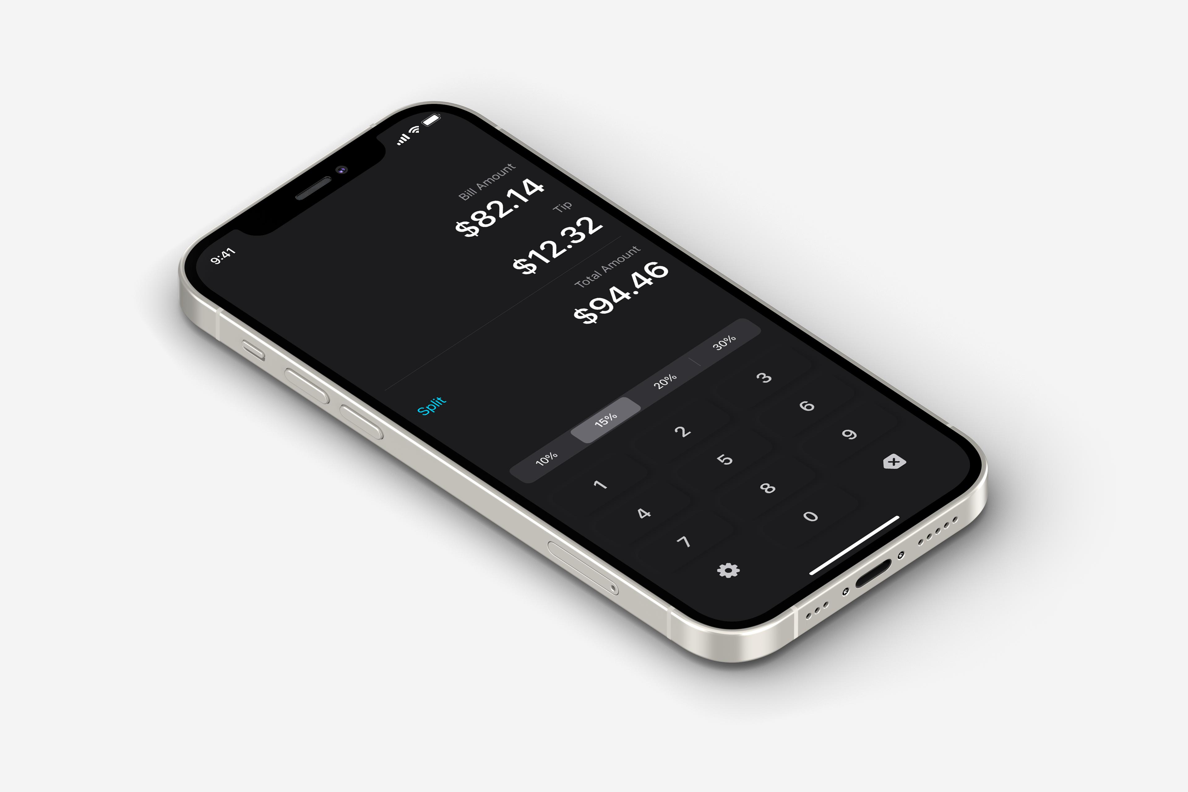 Tip — Gratuity Calculator