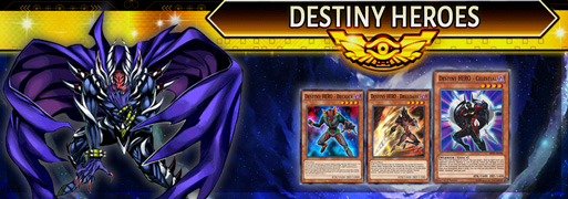 Introduction to Destiny Heroes | Duel Links Meta