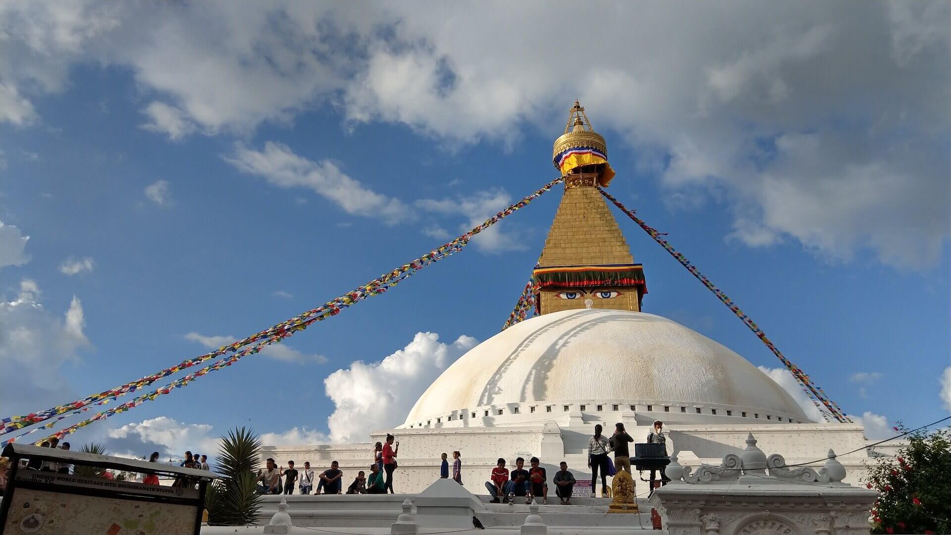 BouddhaNath of Kathmandu