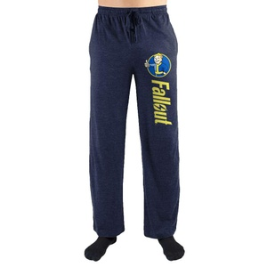 Fallout Thumbs Up Logo Print Mens Loungewear Lounge Pants
