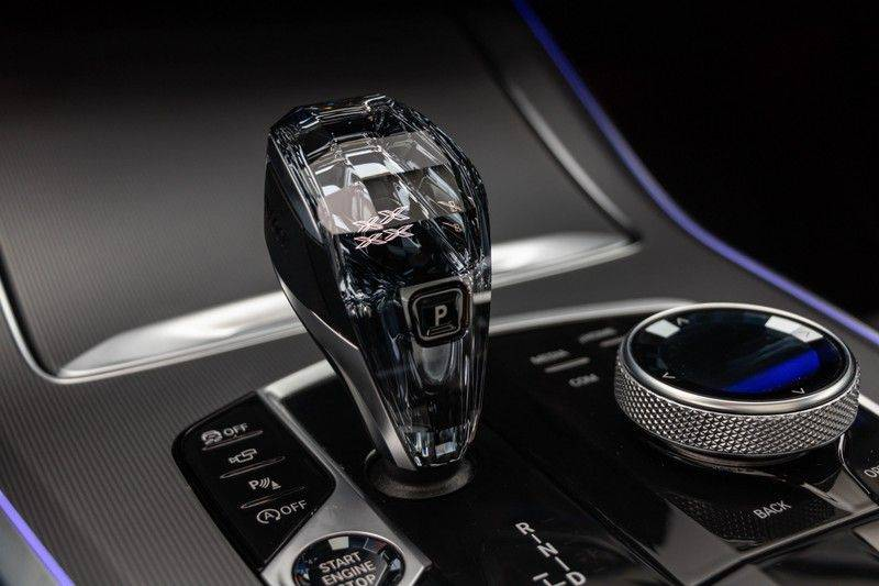 "BMW X5 M40i xDrive 340pk Panoramadak VirtualCockpit ShadowLine Sportleder+Memory Head-Up Hifi Luchtvering ACC Laserlicht AmbientLight Keyless Sportuitlaat 22"" 360Camera ParkAssist Pdc afbeelding 25"