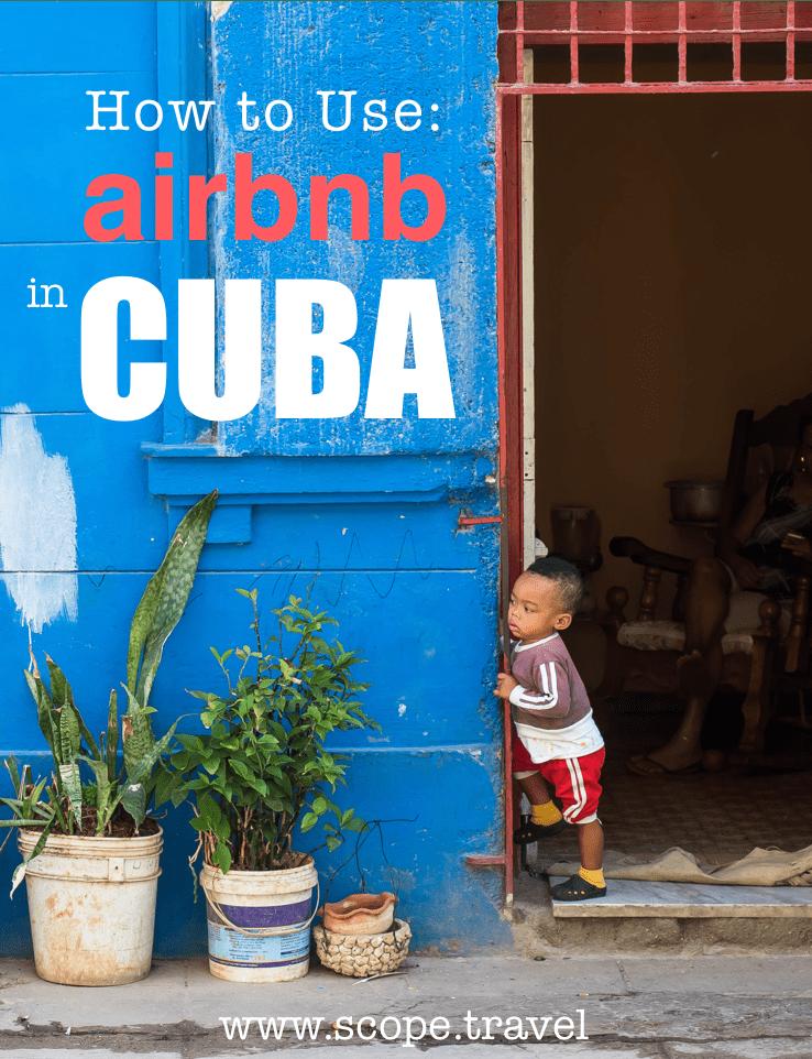 Pinterest airbnb in cuba