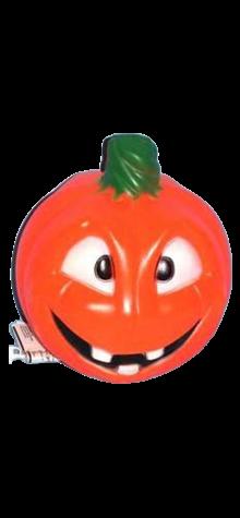 2-Sided Light-Up Pumpkin photo