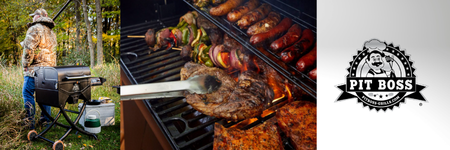 Pit Boss vs. Traeger - Products