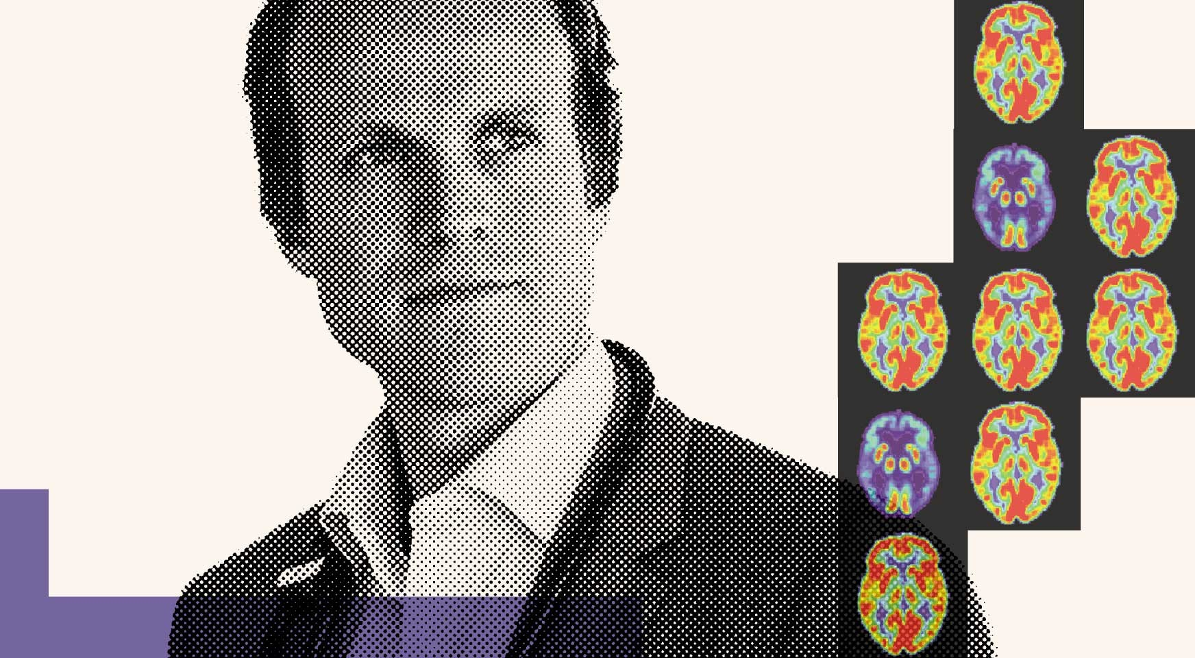 Haakon Nygaard from Djavad Mowafaghian Centre for Brain Health at UBC