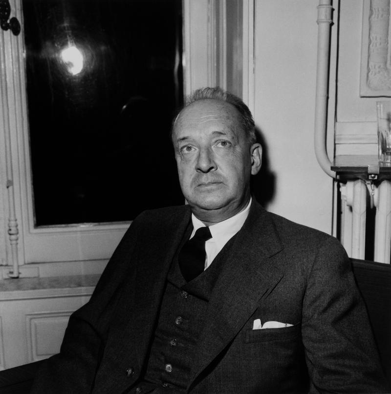 Владимир Набоков вПариже в1959году. Источник: wnyc.org