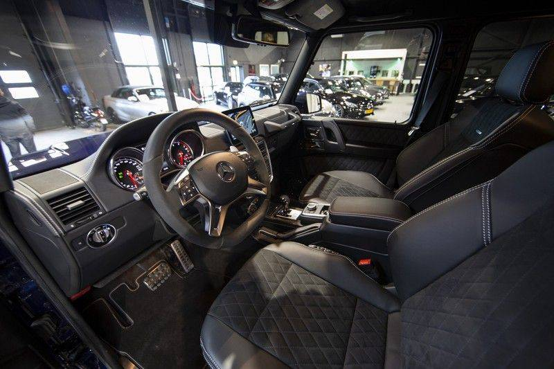 Mercedes-Benz G-Klasse 500 4x4² Designo, Carbon, Harman/Kardon afbeelding 5