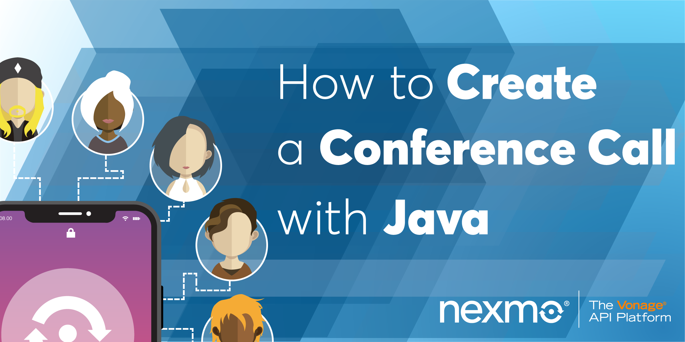How to Create a Conference Call with Java