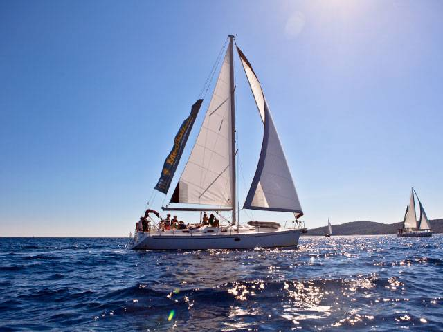 Sailing Holidays 101- Find Your Way Around A Yacht