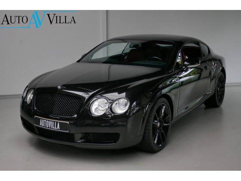 Bentley Continental GT 6.0 W12 Mulliner - NL Auto - Youngtimer afbeelding 1