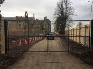 Vehicle Access Gate - Chichester
