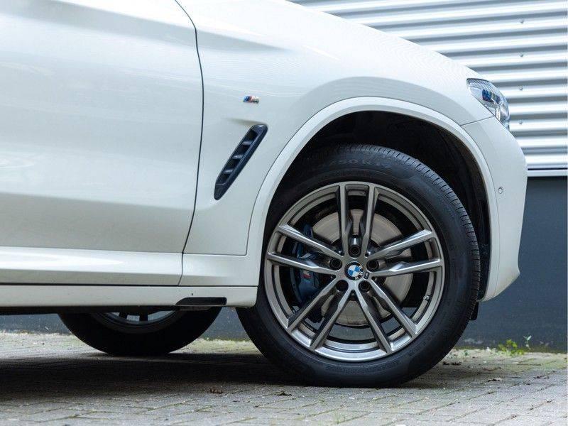 BMW X3 xDrive30i M-Sport - Trekhaak - ACC - Panorama - Head-up - Standkachel afbeelding 10