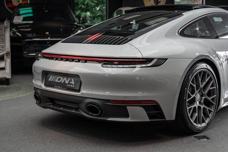 Porsche 911 992 S Krijt Sport Design Pakket 18 weg Bose Sport Chrono 3.0 Carrera S afbeelding 12
