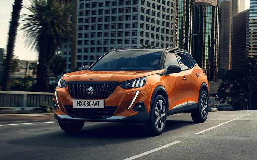 Peugeot e-2008: impact fiscal pour l'entreprise?