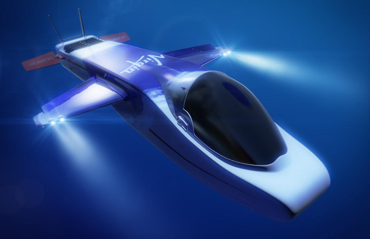 Deep Flight Challenger