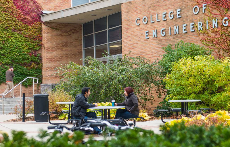 Students outside of the College of Engineering at Michigan State University