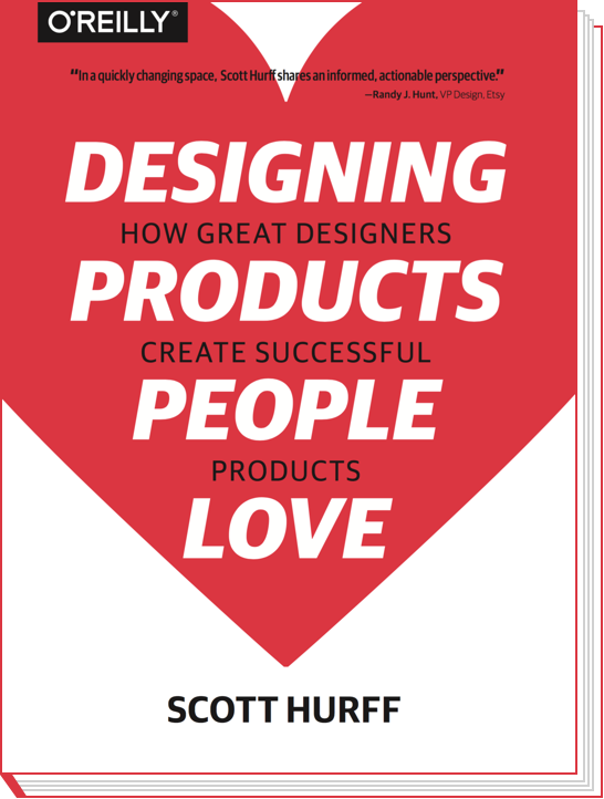 Designing Products People Love book cover