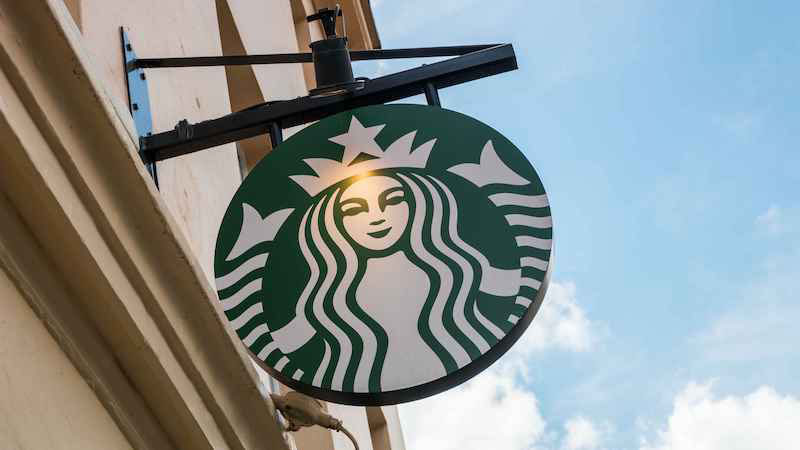 Starbucks stores may begin reopening for to-go orders in the near future.