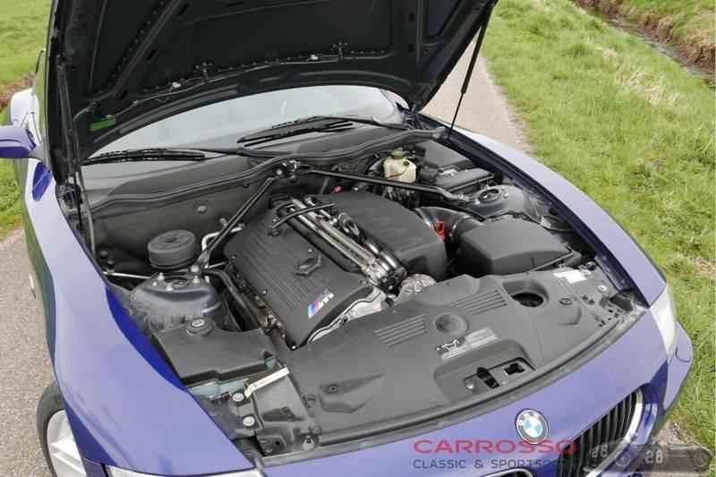 """BMW Z4 Coupé 3.2 M Xenon, 18""""LM, 65.683 km, Interlagos Blauw-Metallic afbeelding 9"""