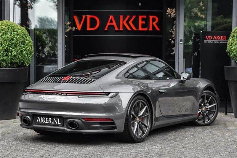 Porsche 911 4S LIFT+SPORT CHRONO+4WSTURING+SCH.DAK NP.212K afbeelding 2