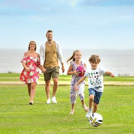20th July | Four Night Family Value Midweek Summer Break