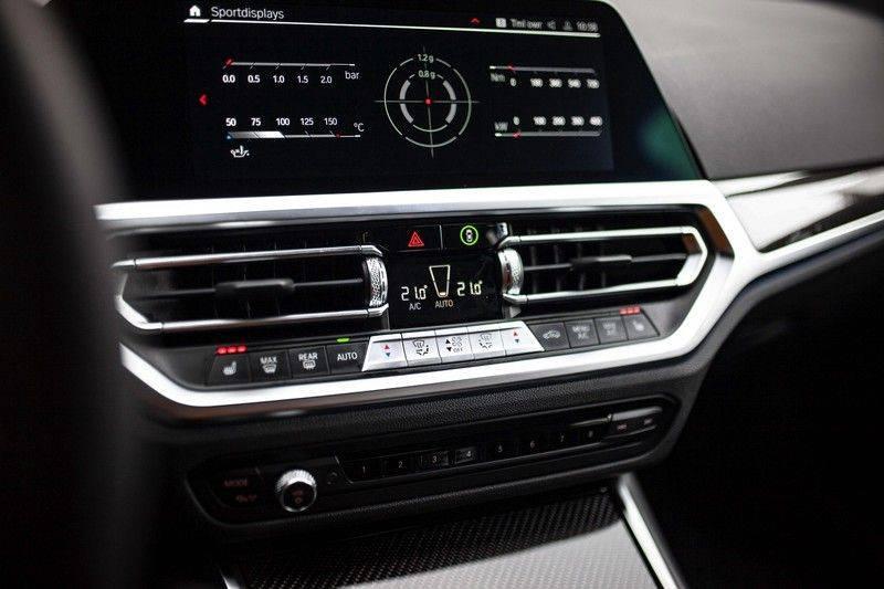 BMW M3 Competition G80 *HUD / M Driver's Pack / Laser / Keramisch / Harman-Kardon / Schaalstoelen* afbeelding 24