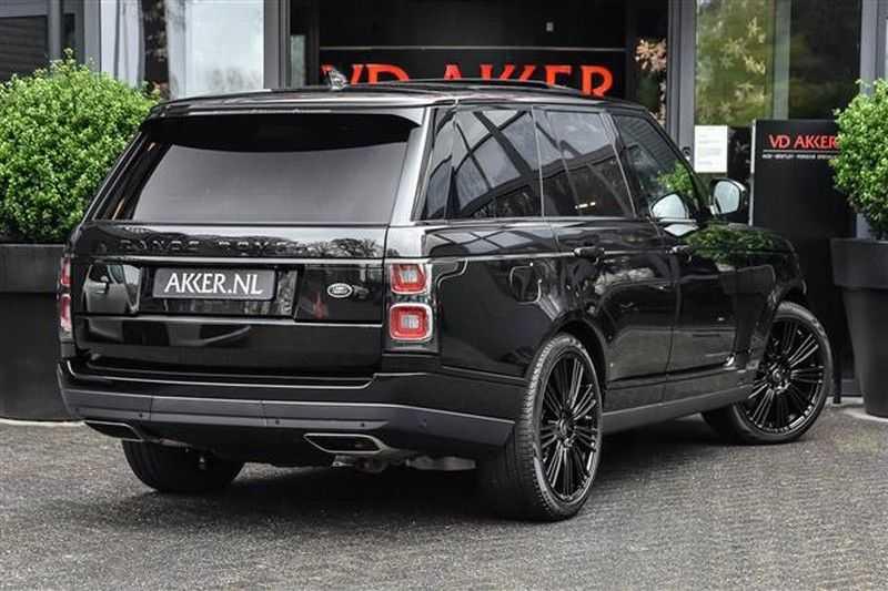 Land Rover Range Rover P400 3.0-V6 AUTOBIOGRAPHY BLACK PACK NP.193K afbeelding 17