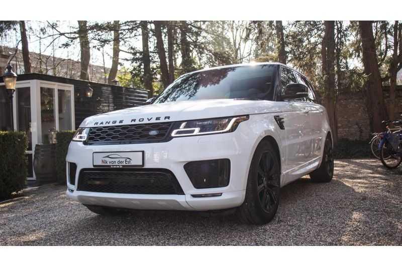 Land Rover Range Rover Sport 3.0 SDV6 HSE Dynamic afbeelding 21