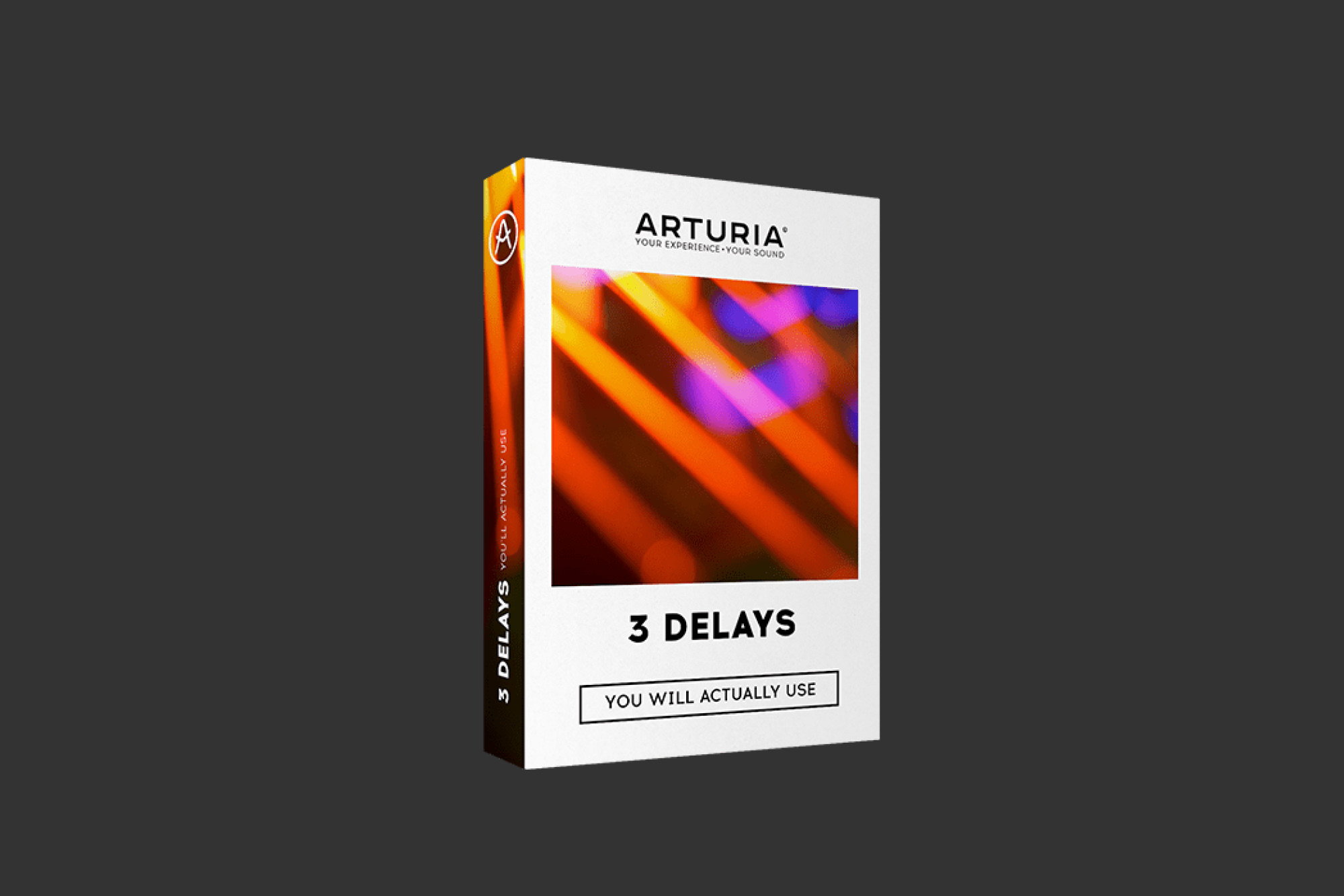 An image of the Arturia 3 Delays.