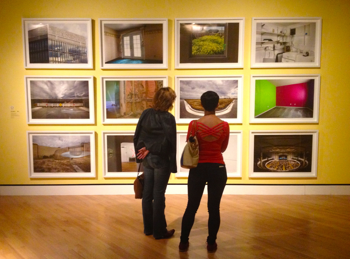 Crystal Bridges Museum of American Art, Bentonville, Arkansas, Sept 2014