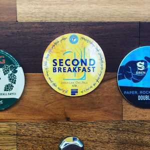 Second breakfast, our 4.5% American Oat ale collab the guys at @trekkersbar Chesham, has arrived! Come and give it a go. #secondbreakfast #elevenses