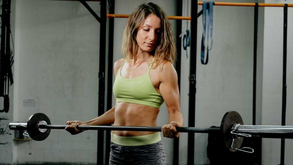 biceps pregib sa sipkom