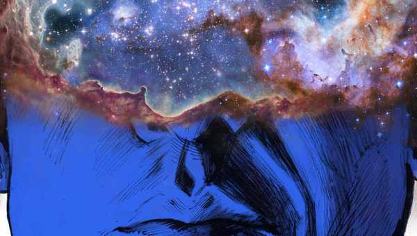 Trecho da Capa de Aurora de Felipe Folgosi