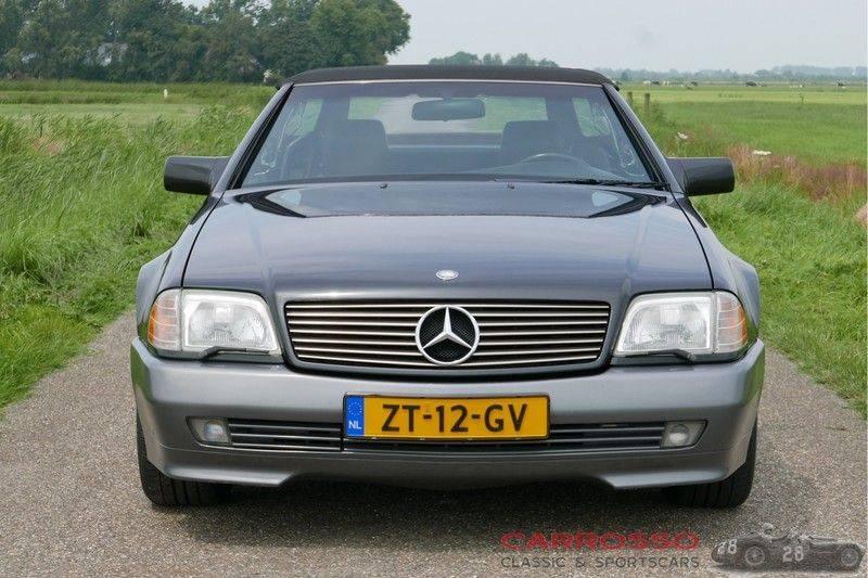 Mercedes-Benz SL-Klasse 300 SL-24 Automaat NL-Auto Hardtop afbeelding 8